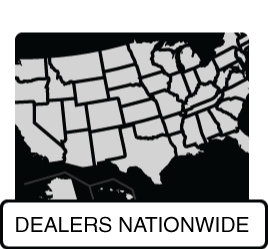 Kaput Dealers Are All Across the U.S.